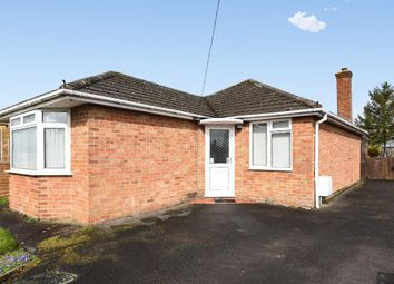 Thumbnail 2 bed detached bungalow to rent in Gosford Close, Kidlington