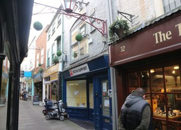 Thumbnail Commercial property for sale in 31 Market Row, Great Yarmouth, Norfolk