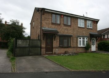 Thumbnail 2 bed semi-detached house for sale in Ravensbourne Grove, Willenhall