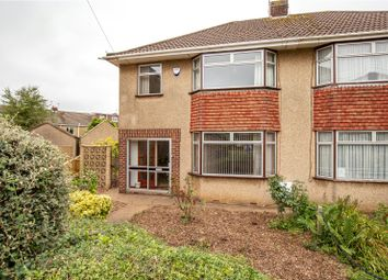 3 bed semi-detached house for sale in Greenleaze Close, Bromley Heath, Bristol BS16