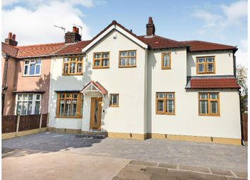 Thumbnail 4 bed semi-detached house for sale in Brodie Avenue, Liverpool