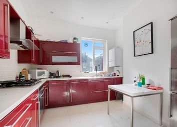 Thumbnail 4 bedroom flat to rent in Cotleigh Road, West Hampstead
