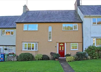Thumbnail 3 bed terraced house for sale in Iscoed, Beaumaris, Beaumaris