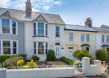 Thumbnail 4 bedroom terraced house for sale in Stanley Road, St. Peter Port, Guernsey