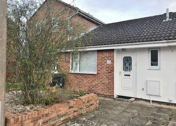 Thumbnail 1 bed terraced bungalow for sale in Alveston Close, Westlea, Swindon