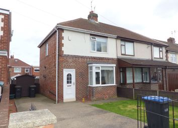 Thumbnail 2 bed semi-detached house for sale in Tudor Road, Chester Le Street