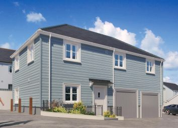 Thumbnail 2 bed detached house for sale in Newquay