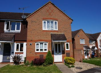 Thumbnail 3 bed end terrace house for sale in Wheatsheaf Close, Burgess Hill