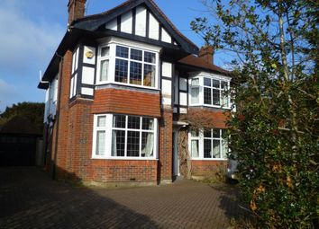 Thumbnail 4 bedroom detached house to rent in Upper Brighton Road, Broadwater, Worthing