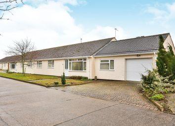 Thumbnail 4 bedroom semi-detached bungalow for sale in Appledore Lane, Wicken Green Village, Fakenham