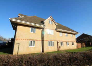 Thumbnail 2 bed flat for sale in Lulworth Close, Hamworthy, Poole