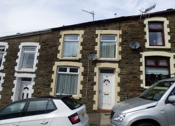 Thumbnail 2 bed terraced house for sale in Pant Street, Pantygog, Bridgend