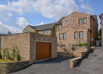 Thumbnail 4 bed detached house for sale in Shaw Lane, Holmfirth