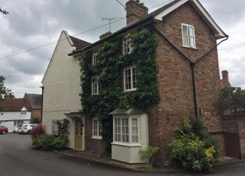 Thumbnail 4 bed end terrace house for sale in Market Square, Warwick, Warwickshire