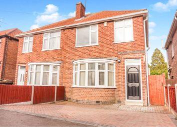 Thumbnail 3 bed semi-detached house for sale in Ravenhurst Road, Braunstone