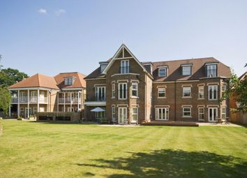 Thumbnail 2 bed flat to rent in Queensborough House South, Oatlands Chase