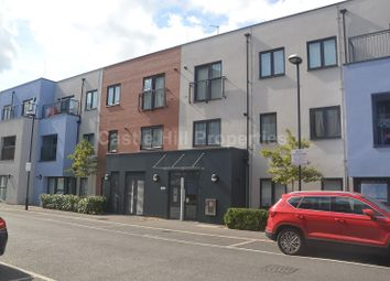 Thumbnail 3 bed flat for sale in Salisbury Road, Southall, Greater London.