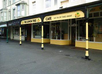 Thumbnail Restaurant/cafe for sale in 25 Lloyd Street, Llandudno