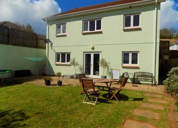 Thumbnail 4 bed detached house for sale in Montserrat Rise, Torquay
