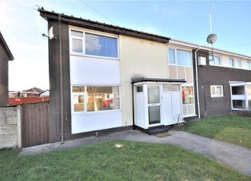 Thumbnail 2 bed end terrace house for sale in Clayton Crescent, Blackpool, Lancashire