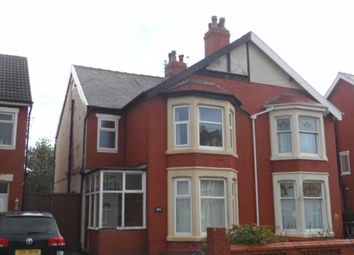 Thumbnail 4 bed semi-detached house for sale in Warbreck Drive, Blackpool