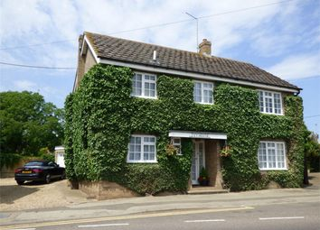 Thumbnail 4 bed detached house for sale in High Street, Somersham, Cambridgeshire