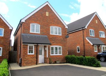 Thumbnail 4 bed detached house for sale in Magister Drive, Lee-On-The-Solent
