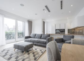 Thumbnail 2 bedroom flat to rent in Riverwalk Apartments, Central Avenue, London
