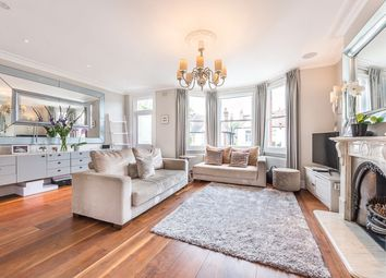 Thumbnail 3 bed flat to rent in Flanchford Road, Chiswick, London