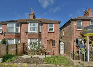 Thumbnail 3 bed semi-detached house for sale in London Road, Bexhill-On-Sea, East Sussex