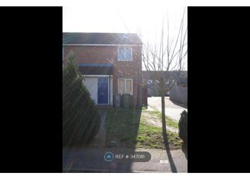 Thumbnail 1 bed end terrace house to rent in The Seates, Taverham, Norwich