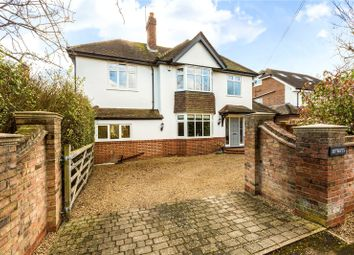 Thumbnail 5 bed detached house for sale in Altwood Close, Maidenhead, Berkshire