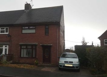 Thumbnail 3 bedroom semi-detached house for sale in Dart Avenue, Stoke-On-Trent, Staffordshire