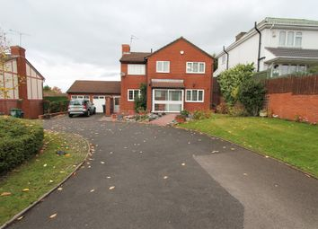 Thumbnail 4 bed detached house to rent in Newton Road, Great Barr, Birmingham
