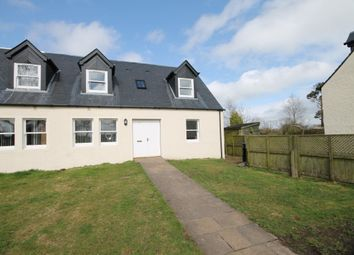 Thumbnail 4 bedroom end terrace house to rent in Henrys Place, Drongan, Ayr
