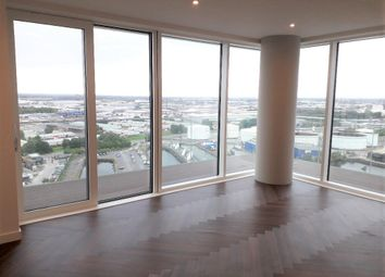 Thumbnail 2 bed flat to rent in Media City, Salford