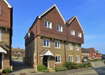 Thumbnail 4 bed semi-detached house for sale in St. Augustines Park, Westgate-On-Sea