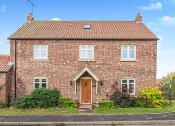 Thumbnail 5 bed detached house for sale in Chapel Lane, Everton, Doncaster