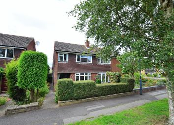 Thumbnail 3 bed semi-detached house for sale in Starcross Court, Mickleover, Derby