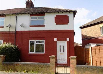 Thumbnail 3 bedroom semi-detached house for sale in Dumbarton Road, Stockport