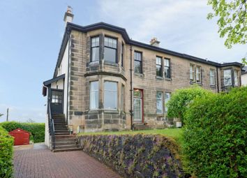 Thumbnail 3 bed flat for sale in 1 Potterhill Avenue, Paisley