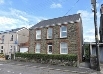 Thumbnail 3 bed detached house for sale in Grove Road, Pontardawe, Swansea
