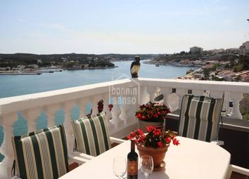 Thumbnail 3 bed apartment for sale in Mahon Centro, Mahon, Balearic Islands, Spain