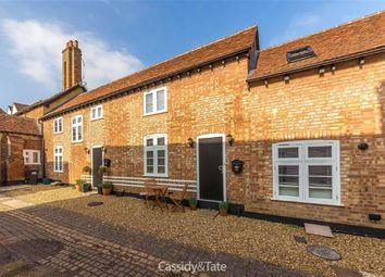 Thumbnail 1 bed property to rent in Dolphin Yard, St Albans, Hertfordshire