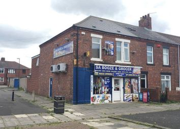 Thumbnail Commercial property for sale in Tennant Street, Hebburn