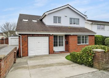 Thumbnail 4 bed detached house for sale in De Breos Drive, Porthcawl