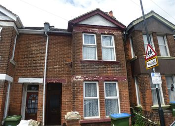 Thumbnail 3 bedroom end terrace house for sale in Malmesbury Road, Shirley, Southampton