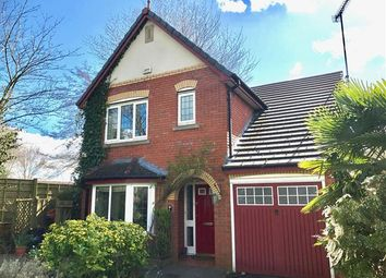 Thumbnail 3 bed detached house for sale in Rotherhead Drive, Macclesfield