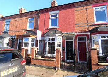 3 bed terraced house for sale in Bakewell Street, Highfields, Leicester LE2
