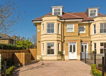 Thumbnail 4 bed semi-detached house for sale in Cambridge Road, West Wimbledon, Wimbledon